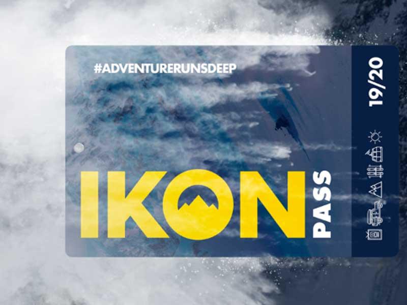 Esquiar en el mundo con IKON PASS