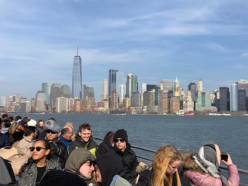 New York por primera vez