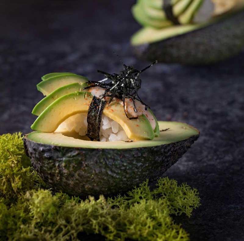 Fabric Sushi en San Fernando