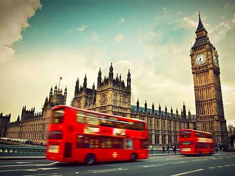 Londres: Apasionante y contradictoria